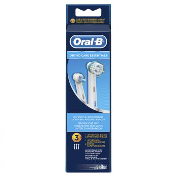 Oral B Ανταλλακτιά Ortho Kit Essentials 3 τμχ