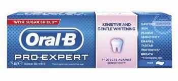 Oral-B-Οδοντόκρεμα-Pro-xpert-Sensitive-&-Whitening-75ml-1-Τεμάχιο