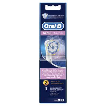 Oral B Ανταλλακτικά SensiUltra 2τμχ