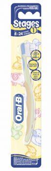 Oral-B-Οδοντόβουρτσα-Για-Παιδιά-Stages-1-1-Τεμάχιο