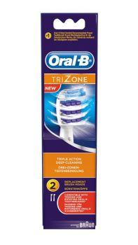 Oral B Ανταλλακτικά Trizone 2τμχ