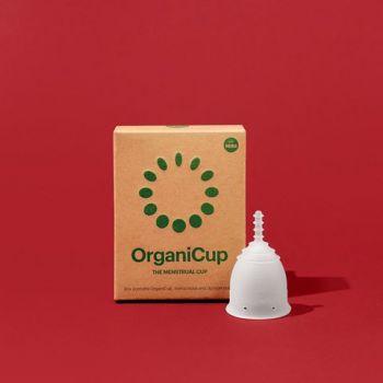 OrganiCup Menstrual Cup Size MINI - Κύπελλο Περιόδου Για κορίτσια στην εφηβεία 1τμχ