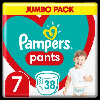 Pampers Pants Μέγεθος 7 Maxi (17+ kg) 38 πάνες
