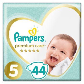 Pampers Premium Care Μέγεθος 5 (11-16 kg) 44 πάνες