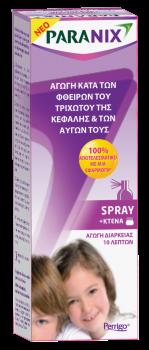 Paranix Lotion Spray 100ml + comb