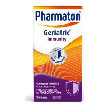 Pharmaton Geriatric Immunity 30 δισκία