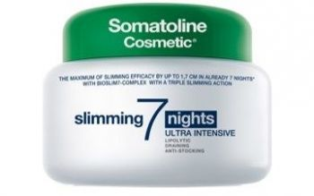 Somatoline Cosmetic 7 Nights Intensive Slimming - Εντατικό Αδυνάτισμα σε 7 Νύχτες με Θερμική Δράση, 250ml