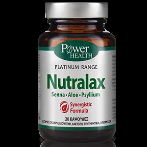 Power Health Classics Platinum  Nutralax 20caps