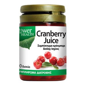 Power Health Cranberry Juice 4500 mg 30tabs