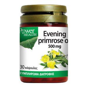 Power Health Evening Primrose Oil 500mg 30caps