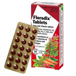 Power Health Floradix  84tabs