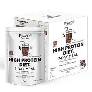 Power Health High Protein Diet 7 x 25gr Σοκολάτα
