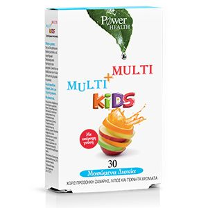 Power Health Multi+Multi Kids 30 chewable