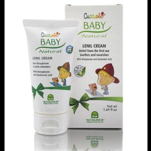 Power Health Natura House Baby Cucciolo Lenil Cream Παιδική Καταπραϋντική Κρέμα 50ml