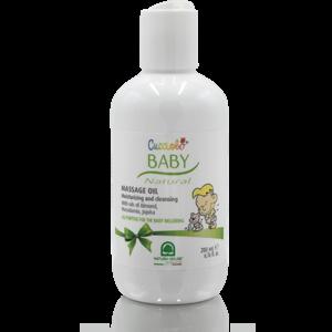 Power Health Natura House Baby Cucciolo Oil Βρεφικό Λάδι Για Μασάζ 200ml