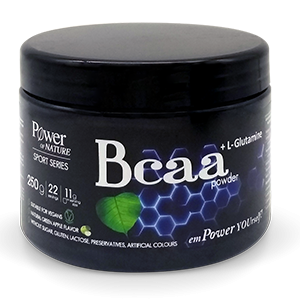 Power Health Sport Series BCAA + L-Glutamine Green Apple 250gr