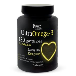 Power Health Sport Series UltraOmega-3 120softgels