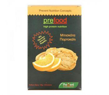 Prevent-Μπισκότα-Πορτοκάλι-Υψηλής-Πρωτεΐνης-Prefood-Orange-Biscuits-100gr