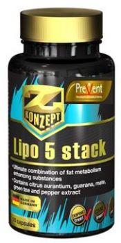 Prevent-Λιποδιαλύτες-Lipo-5-Stack-90caps
