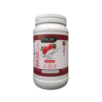 Prevent-Υποκατάστατο-Γεύματος-Με-Γεύση-Φράουλα-Basic-L-Box-581gr