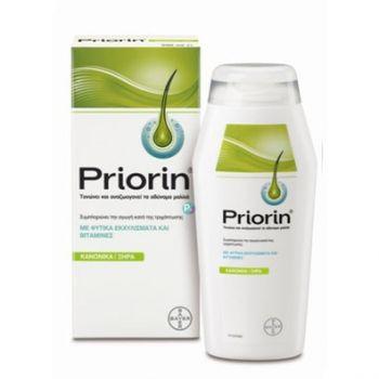 Priorin Σαμπουάν Για Κανονικά-Ξηρά Μαλλιά 200ml