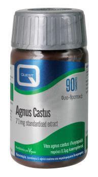 Quest Agnus Castus 71mg Extract 90 Tabs