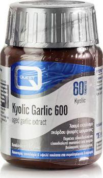 Quest Kyolic Garlic 600 mg 60 tabs