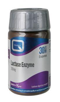 Quest Lactase 200mg 30 Tablets