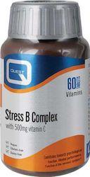 Quest Stress B Complex with Vitamin C 500mg 60tabs