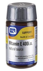 Quest Vitamin E 400iu 60caps