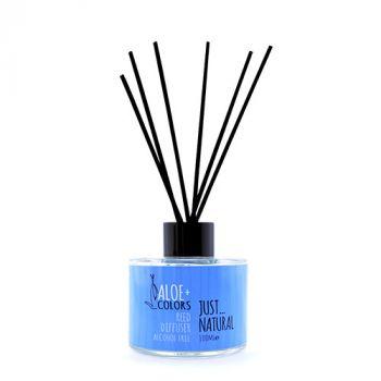 Aloeplus Reed Diffuser Set Just Natural Αρωματικό Χώρου Με Άρωμα Φρεσκάδας 125ml