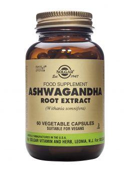 Solgar Ashwagandha Root Extract veg.caps 60s