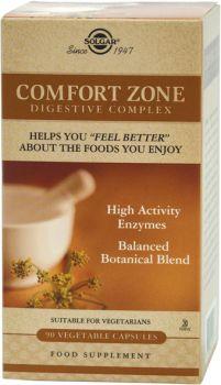 Solgar Comfort Zone Digestive Complex 90vcaps