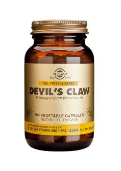 Solgar Devil's Claw Veg.caps 100s