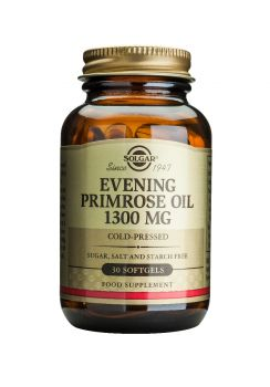 Solgar  Evening Primrose oil 1300mg softgels 30s