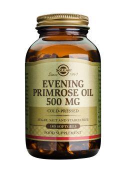 Solgar Evening Primrose Oil 500mg 180softgels