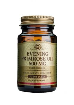 Solgar Evening Primrose Oil 500mg 30softgels