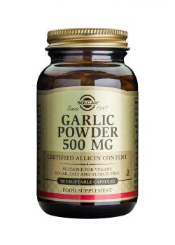 Solgar Garlic 500mg Veg.caps 90s