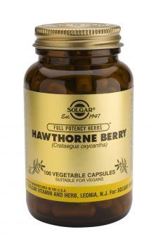 Solgar Hawthorne Berry Veg.caps 100s