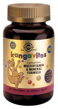 Solgar Kangavites Formula Berry Tabs 60s