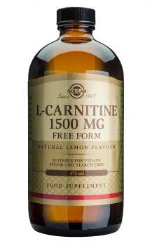 Solgar L-Carnitine 1500 mg Liquid 473ml