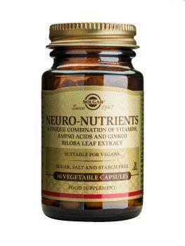 Solgar Neuro Nutrients veg.caps. 30s