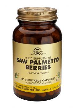 Solgar Saw Palmetto Berries 100caps