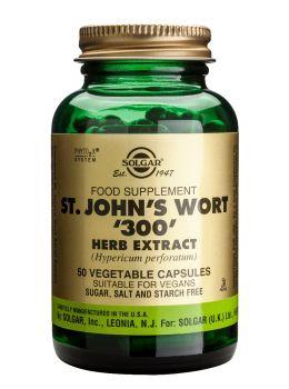 Solgar Sfp St.john's Wort Herb Extr. 300mg Veg.50s