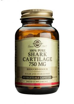 Solgar Shark Cartilage 750mg caps 45s