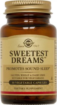 Solgar  Sweetest Dreams veg.caps 30s