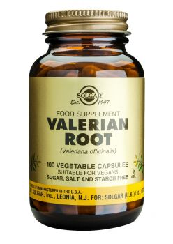 Solgar  Valerian Root caps 100s