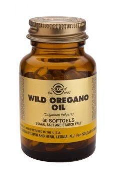 Solgar Wild Oregano Oil Softgels 60s