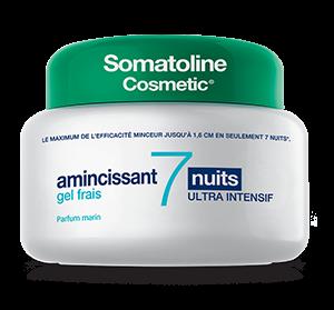 Somatoline Cosmetic Fresh Gel - Εντατικό Αδυνάτισμα σε 7 Νύχτες με Κρυοτονική Δράση, 250ml