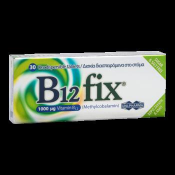 Uni-Pharma B12 Fix 1000mg 30tabs